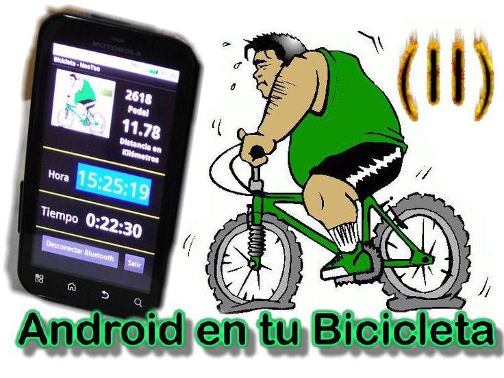 Un acelerómetro en tu pie (II)(Bluetooth-Android) - App Inventor