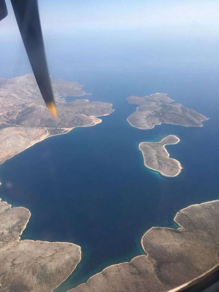 Skyros from above!!!