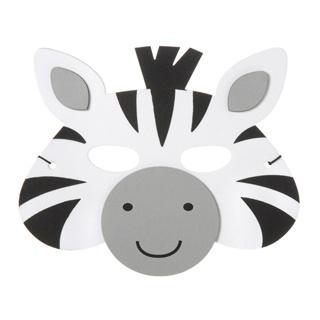 Foamies® Zebra Mask