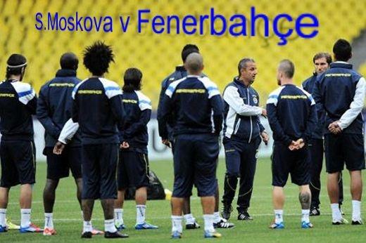 Spartak Moskova Fenerbahçe maçı