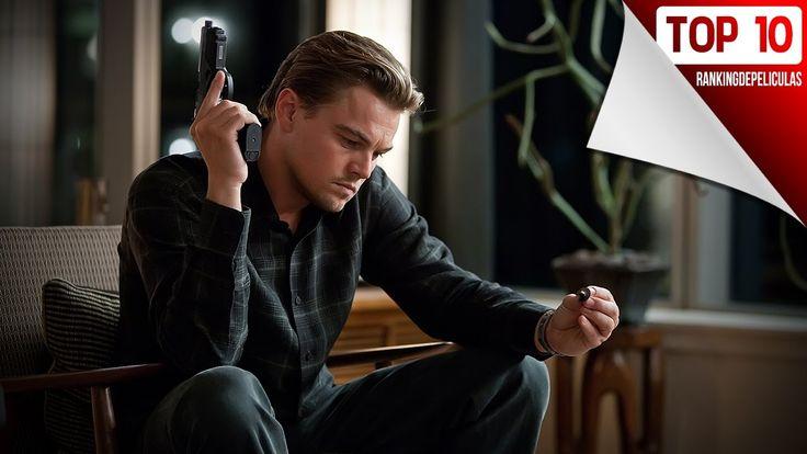 Las 10 Mejores Peliculas De Leonardo DiCaprio | Act 2017