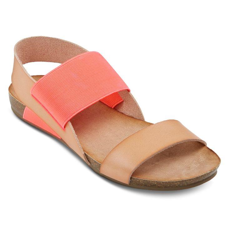 Women's Tameka Elastic Quarter Strap Sandals (Cuter in person and way  comfortable!