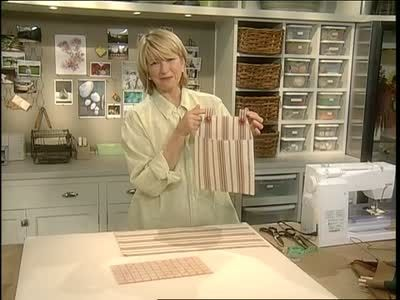 How To Make a Clothespin Bag Videos | Crafts How to's and ideas | Martha Stewart
