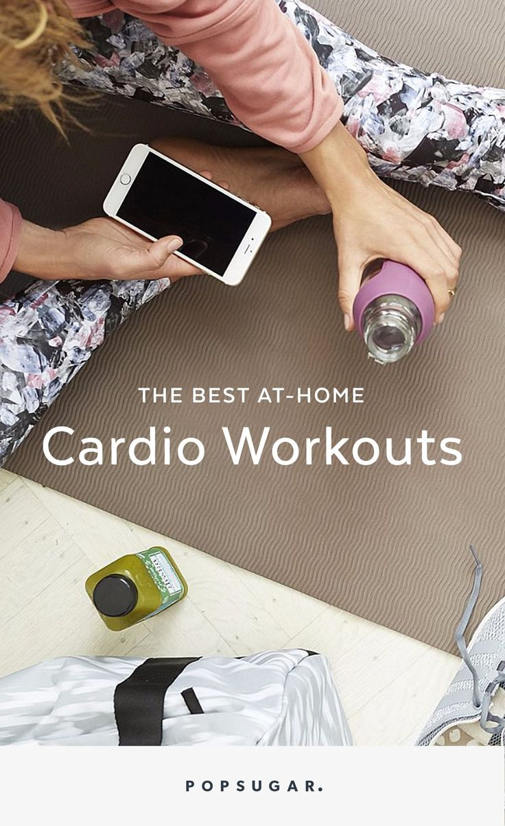 If you want to get in shape, cardio workouts are key, which can be challenging if you don't have a gym or you hate to run. These 11 cardio workouts will definitely get your heart rate up and they can all be done at home!