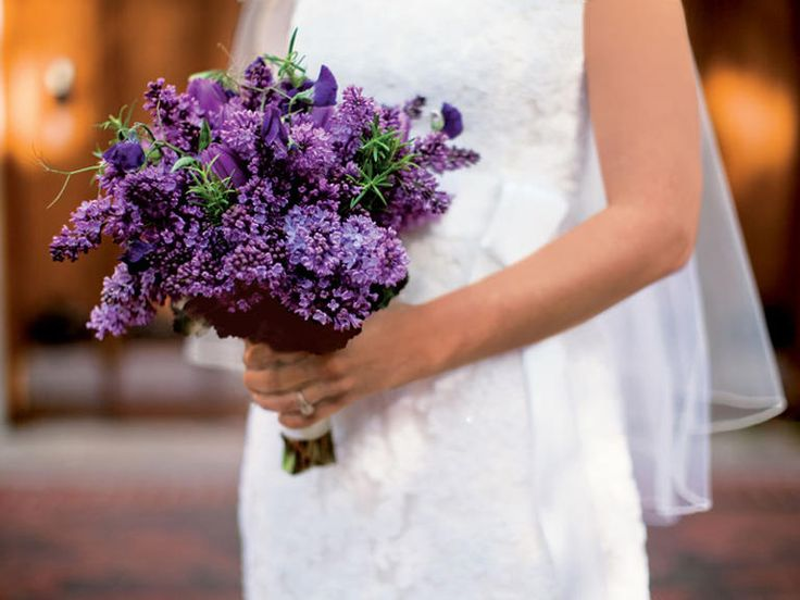 Symbolic Meanings of Wedding Flowers  | Photo by: Clary Pfeiffer | TheKnot.com