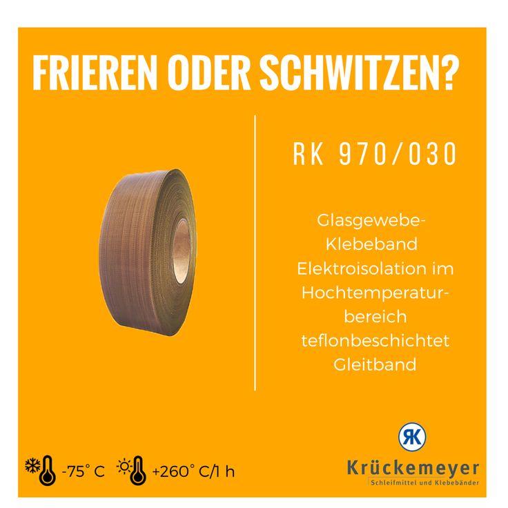 RK 970/030 Glasgewebeklebeband für Elektroisolation im Hochtemperaturbereich (teflonbeschichtet) #Krueckemeyer #Klebeband #Gewebeband #Glas #Teflon #Hohe #Temperatur #Adhesive #Tape #High #Temperature