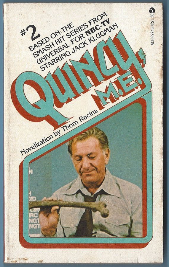 Quincy ME #2, Thom Racina, Jack Klugman, Murder mystery, Crime TV Show, Medical Examiner, Who Done It, police drama, mystery and suspense