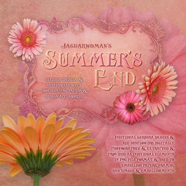 "Jaguarwoman's ""Summers End"""