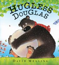 Douglas is a huggable, lovable young brown bear who wakes up one morning in need of a hug. He goes to try and find one but none of them seem quite right. Join Douglas on his search for the perfect bear hug!    Douglas is a irresistible and hugely popular character created by David Melling - one of today's leading author/illustrators.