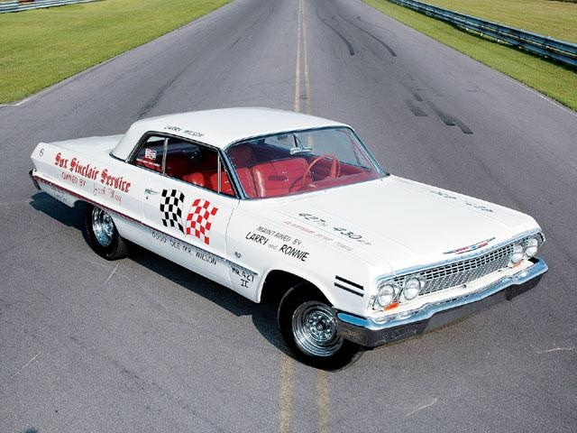 Best Chevy Impala Race Cars Images On Pinterest Chevy Impala