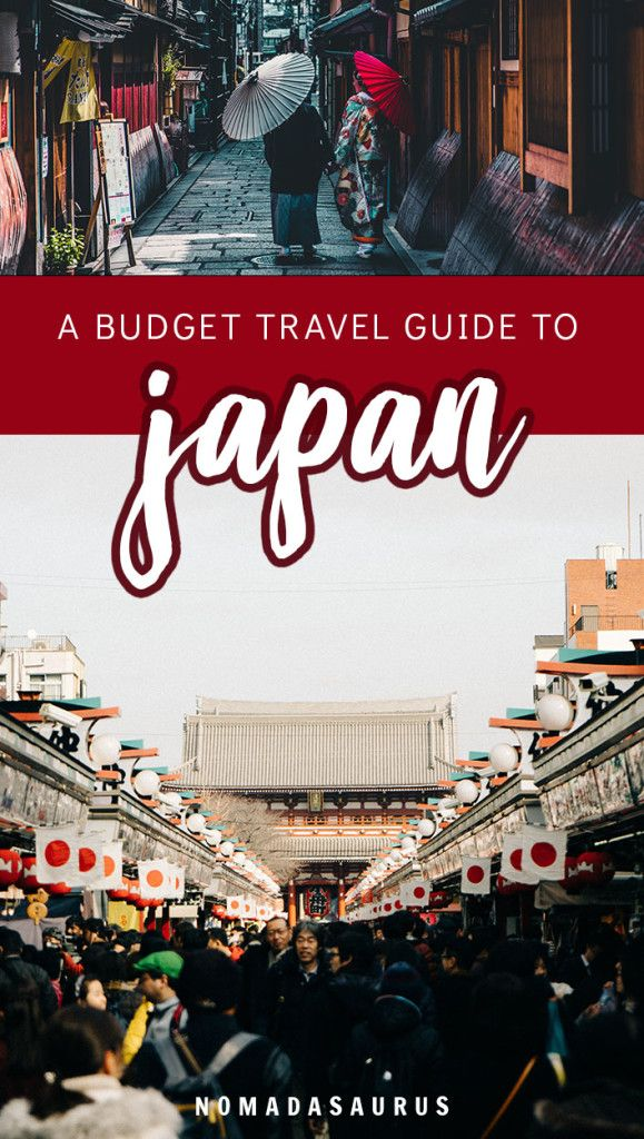 Japan can be one of the more expensive countries to visit in Asia. Here's a guide on how to travel Japan on a budget! #japan #budgettravel