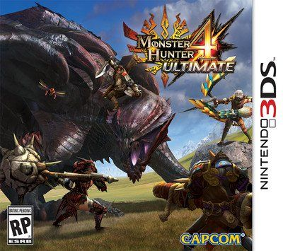Man Charged for Selling Custom-Modified Monster Hunter 4G Save Data