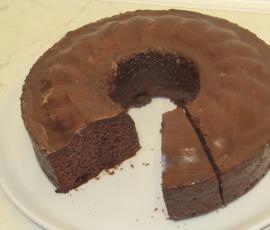 Rezept Rotweinkuchen a la Sabine von Mousse - Rezept der Kategorie Backen süß