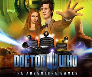 Doctor Who, Episode 1 is an adventure game in the style of the modern television series! Race to save our world in City of the Daleks. #Games #WildTangent #Fun #DoctorWho #Dalek #AmyPond