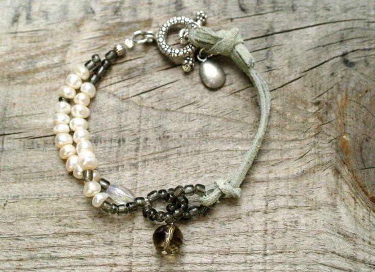 Two Part Harmony Bracelet |Flamingo Toes