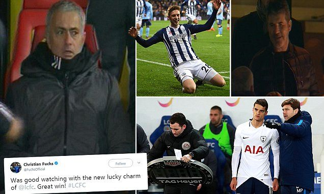 Things you missed from the Premier League on Tuesday