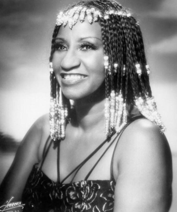 Queen of Salsa Celia Cruz La Reina de la Salsa Celia Cruz 🇨🇺