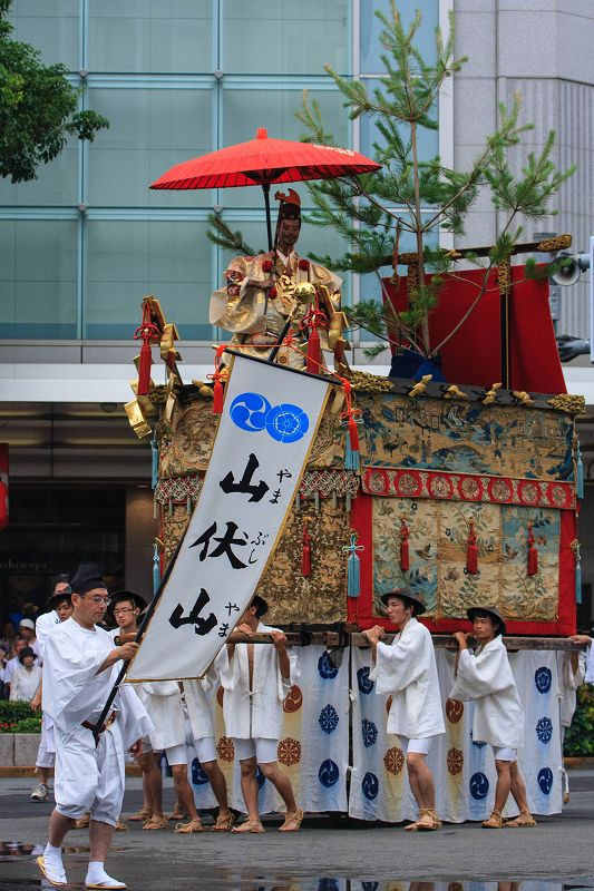 山鉾巡行2013(祇園祭)その2.山伏山~鶏鉾編 : 花景色-K.W.C. PhotoBlog
