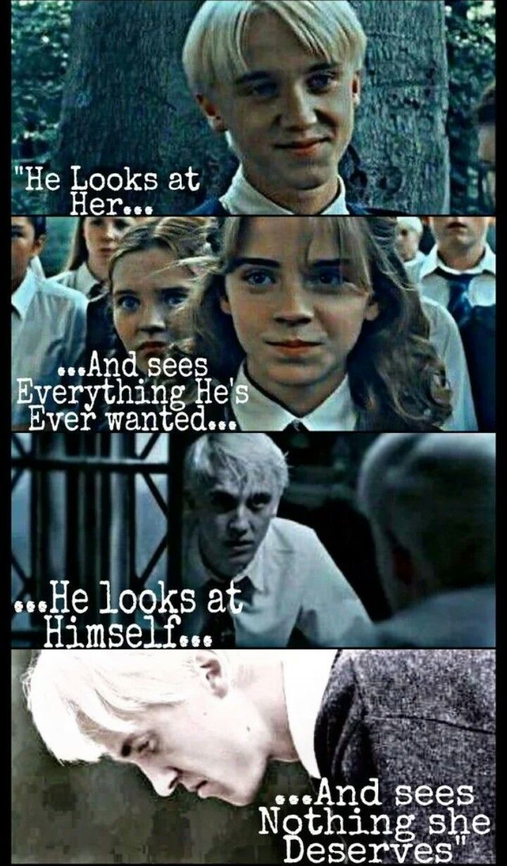 Dramione Harrypotterfacts Harry Potter Fakten Harry Potter Fanfiction Harry Potter Film