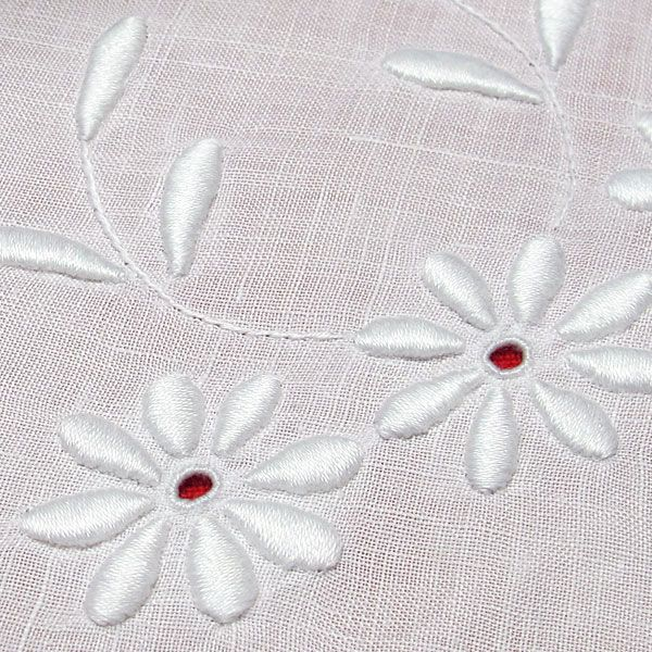 Although whitework looks advanced, just a few simple stitches can yield stunning results! Explore stitches, fabric, threads and patterns that you can use to create your own whitework masterpiece.