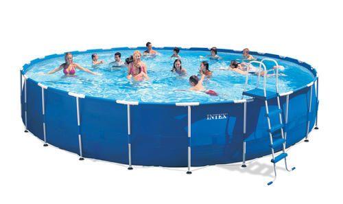 24 39 x 52 metal frame set pool at menards pool and deck ideas pinterest pools pool