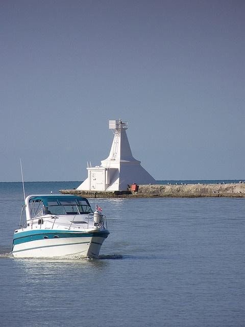 Port Stanley Lighthouse (Port Stanley, Ontario, Canada) by cseeman, via Flickr
