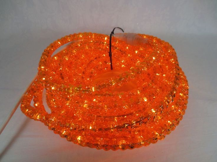 Unused 400+ THANKSGIVING HALLOWEEN LED LIGHT STRAND ~40-Feet ~Outdoor / indoor