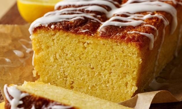 Jane Asher's Soaked Lemon Cake