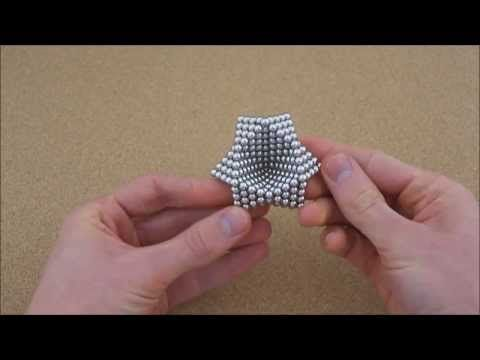 TUTORIAL Layered Triangle (Zen Magnets) - YouTube