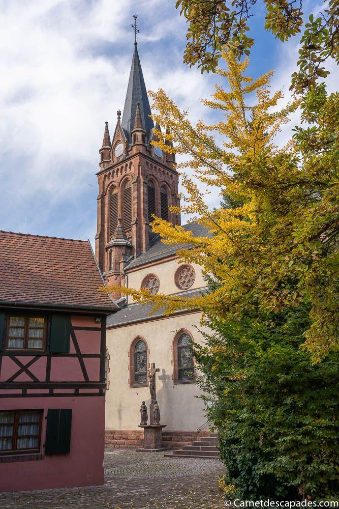 Pfaffenhoffen Alsace Voyage Blog Voyage Visite