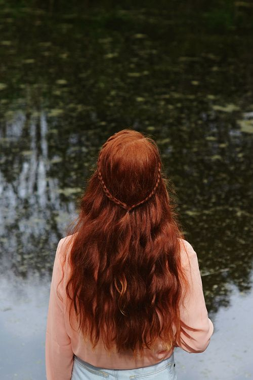 red head (by Alyssa Jiosa)