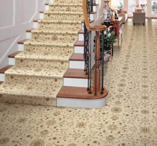 Kane Carpet Comes Wall To Wall Stair Runner Area Rug