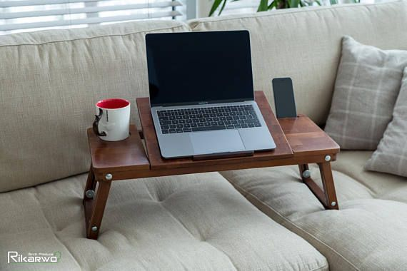 Laptop Table For Sofa Or Couch