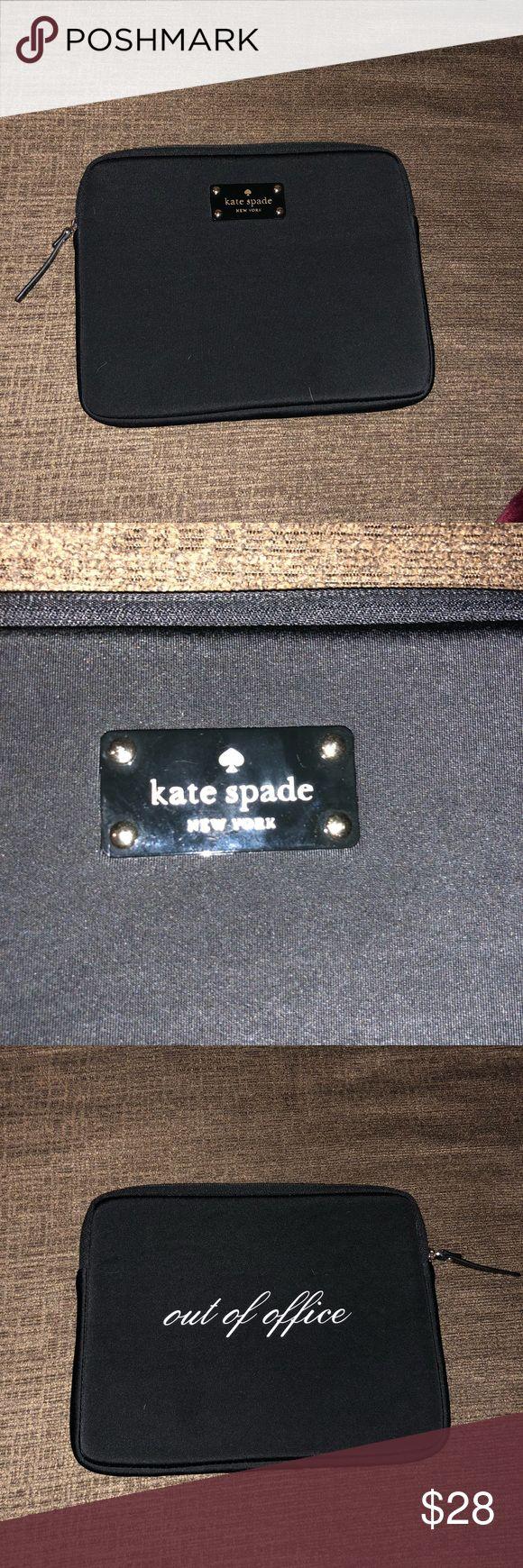 Kate Spade iPad Air case EUC. Chic iPad sleeve. kate spade Accessories Laptop Cases