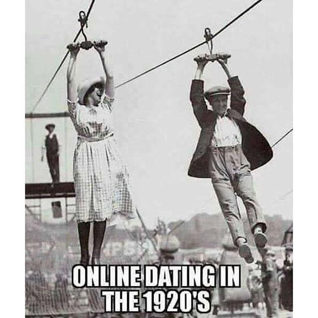 ON LINE dating got me