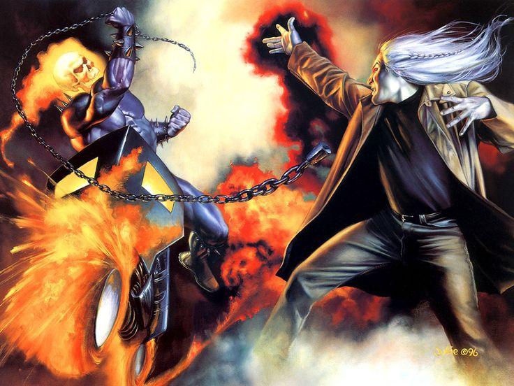 taokaka vs ghost rider - photo #48