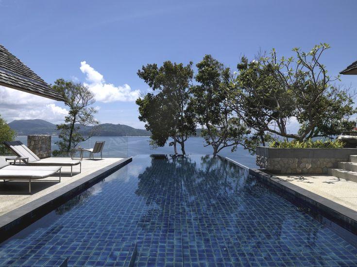 Luxury Ocean Front Villa, Thailand - Adelto