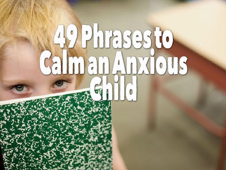 As parents, we would like to shield our children from life's anxious moments, but navigating #anxiety is an essential life skill that will serve them in the years to come. In the heat of the moment, try these simple phrases to help your children identify, accept, and work through their anxious moments.