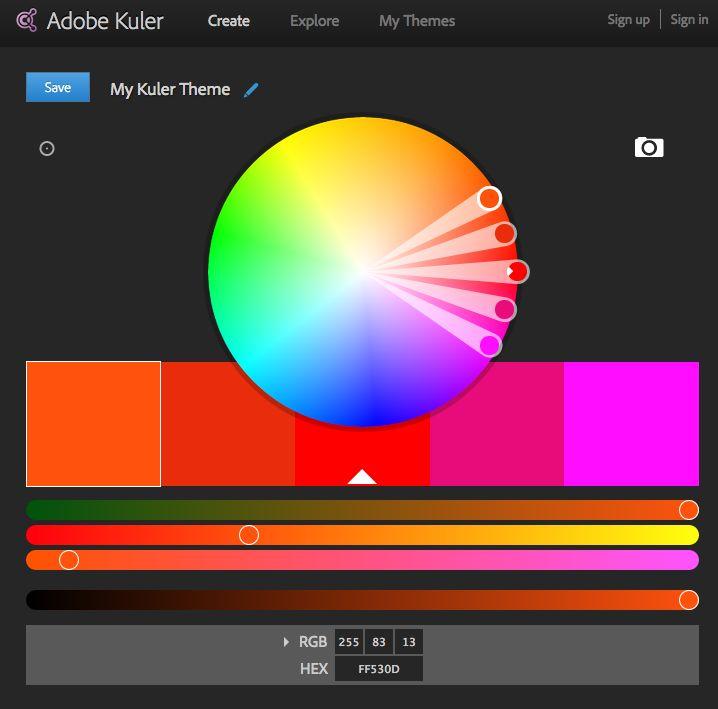 https://i0.wp.com/kuler.adobe.com/create/color-wheel/ | Color scheme generator. Color schemes. Adobe color cc