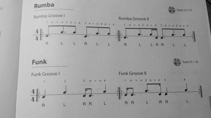 Rumba, Funk