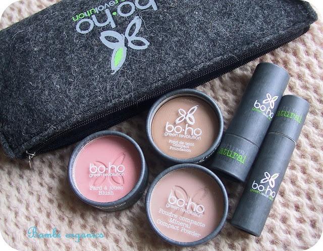 Bambi Organics | Cosmesi eco-bio, alimentazione naturale e alternative ecosostenibili : * Bo.ho Green Revolution * Make Up