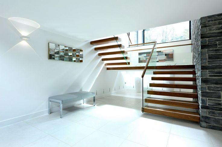 Jigsaw Interior Architecture の モダンな 廊下&階段