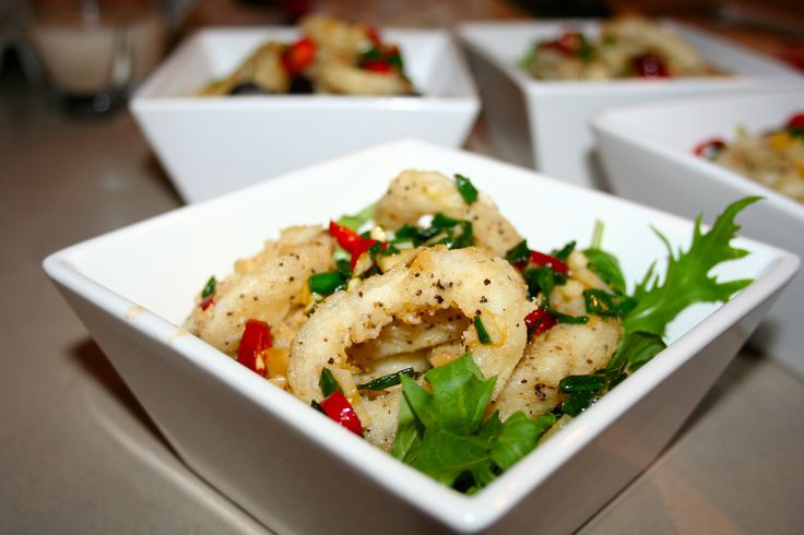 Salt and Pepper Squid Recipe Chinese Style