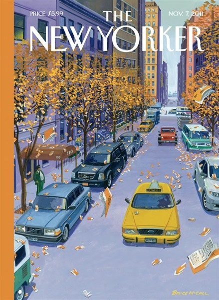 The New Yorker 2011 - Nov 7.
