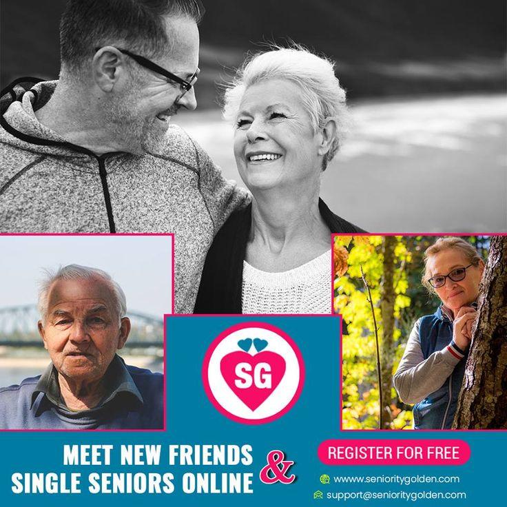 Meet New Friends & Single Seniors Online | Meeting new