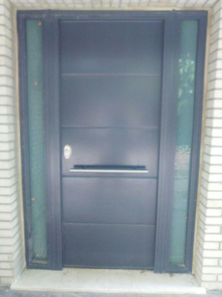 M s de 10 ideas incre bles sobre puertas acorazadas en - Puertas blindadas exterior ...