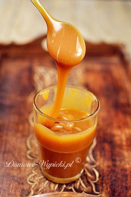 Sos karmelowy