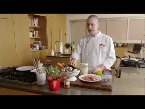 Low Sodium Lemon & Rosemary Chicken & Quinoa