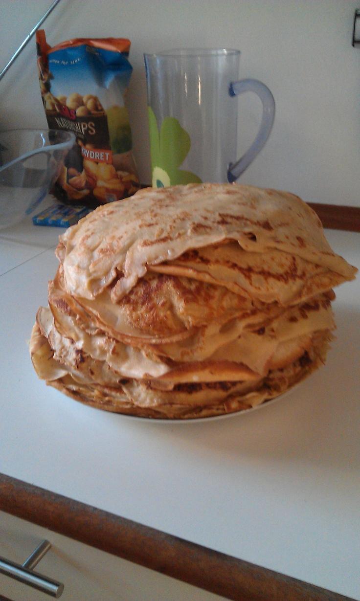 Pancakes... Uhmmm.