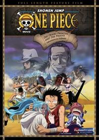 One Piece Movie 8: Episodes of Alabasta DVD (Hyb) #RightStuf2013
